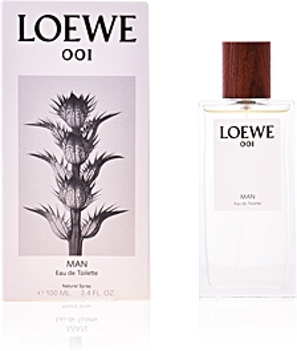 Loewe LOEWE 001 MAN edt spray 100 ml