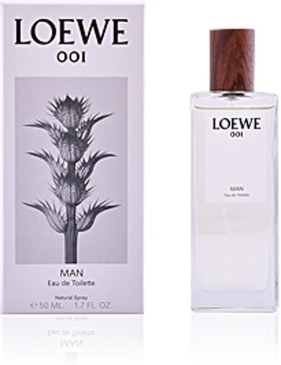 Loewe LOEWE 001 MAN edt spray 50 ml