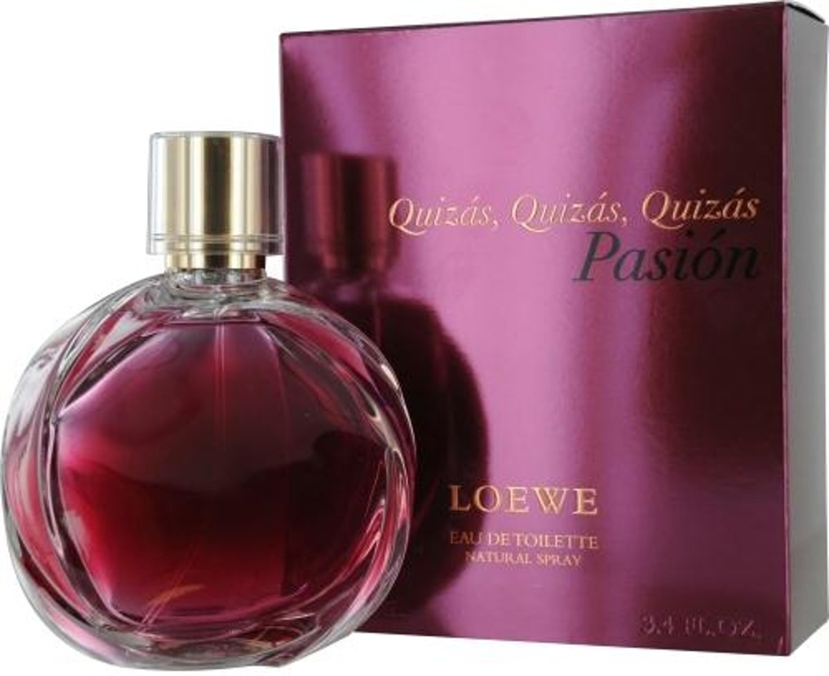 Loewe Quizas Quizas Pasion 100 ml - Eau De Toilette Spray Women