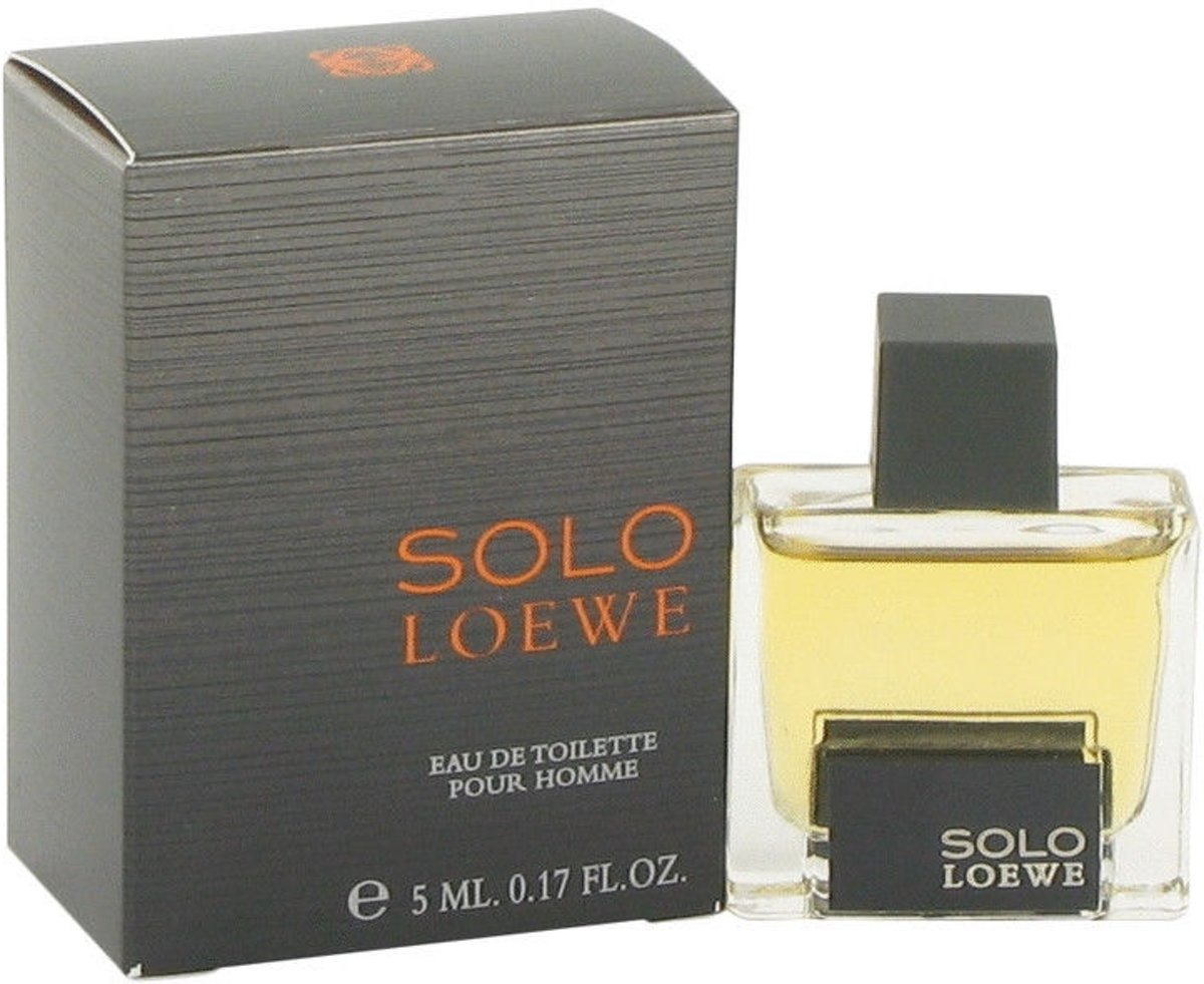 Loewe Solo 5 ml - Mini EDT Men