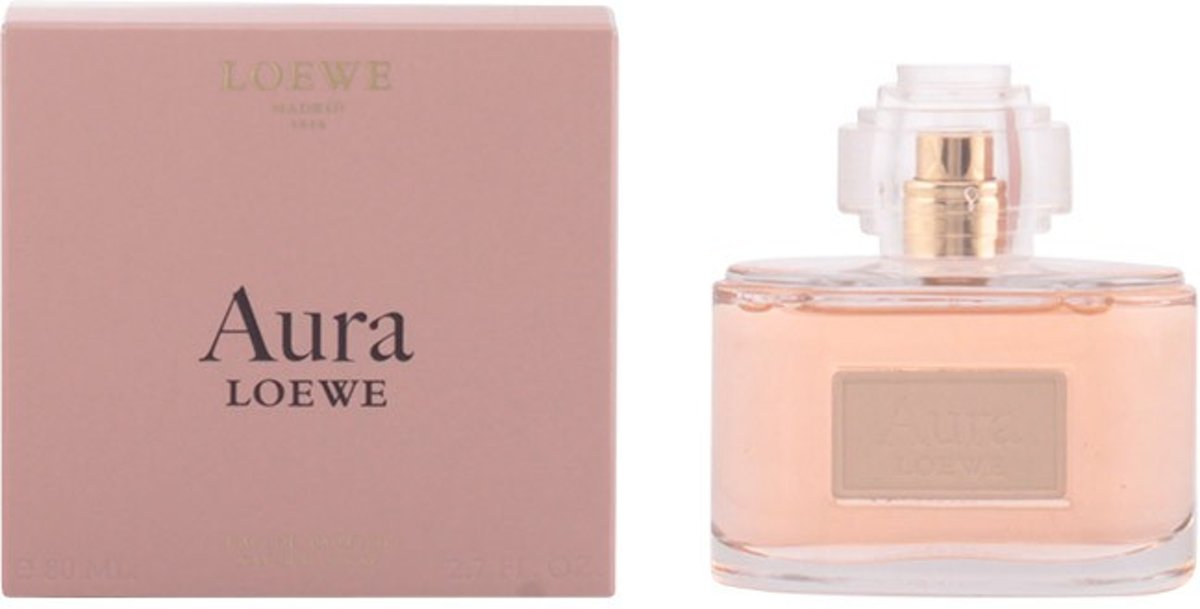 MULTI BUNDEL 2 stuks AURA Eau de Perfume Spray 80 ml