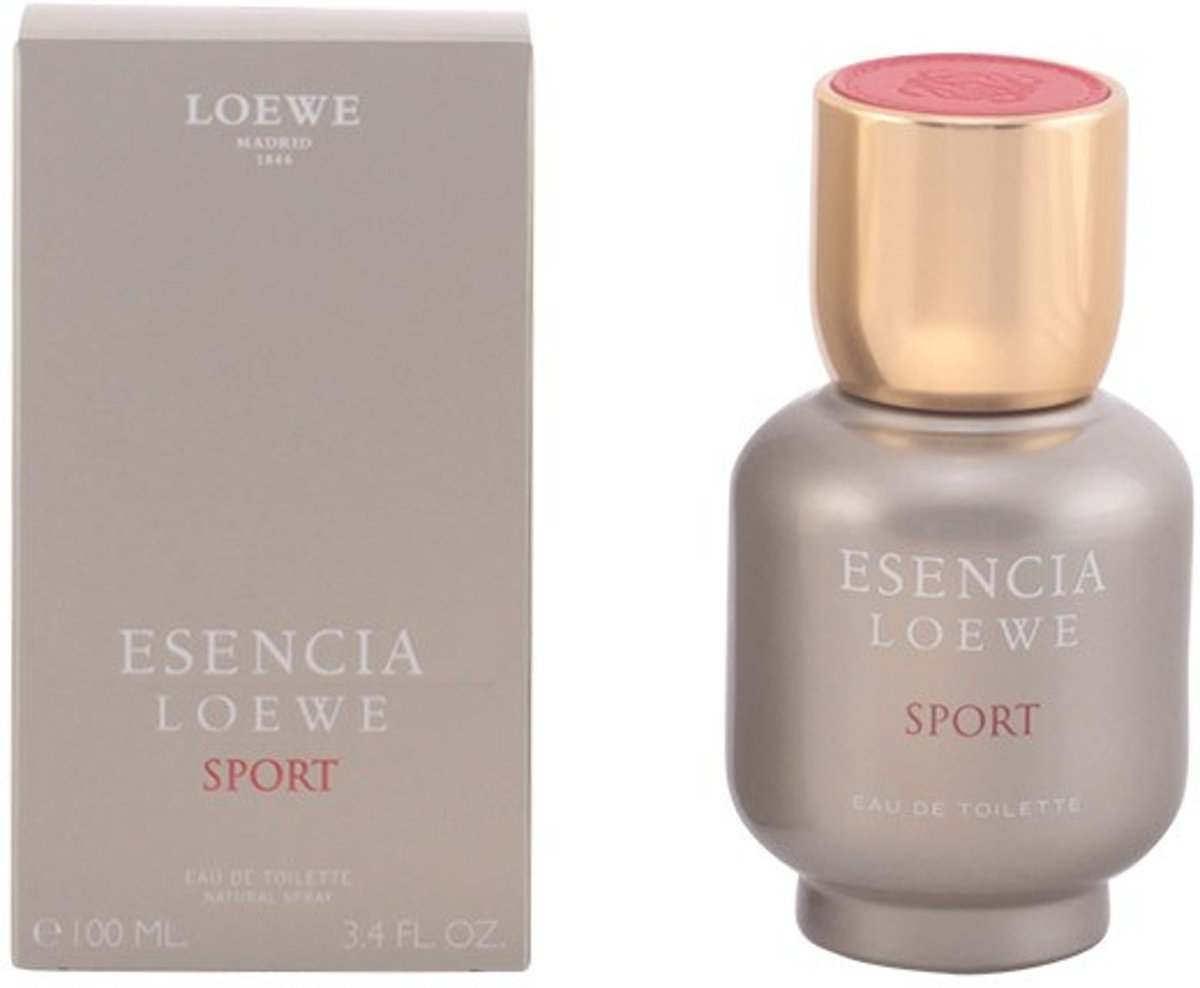 MULTI BUNDEL 2 stuks ESENCIA LOEWE SPORT Eau de Toilette Spray 100 ml