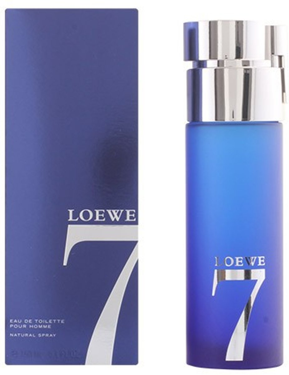 MULTI BUNDEL 2 stuks LOEWE 7 Eau de Toilette Spray 150 ml