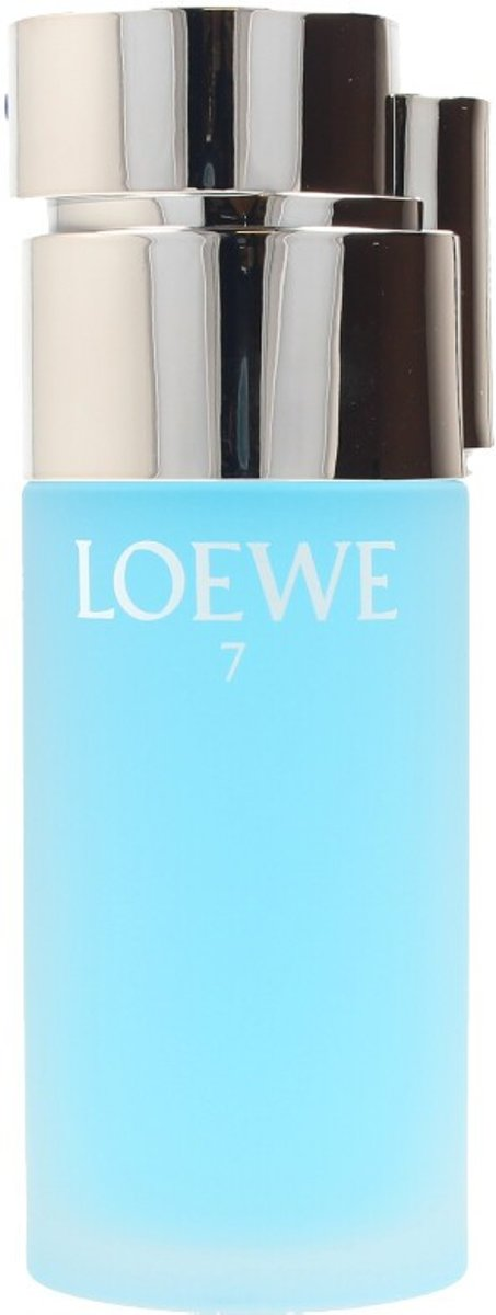 MULTI BUNDEL 2 stuks LOEWE 7 NATURAL eau de toilette spray 100 ml