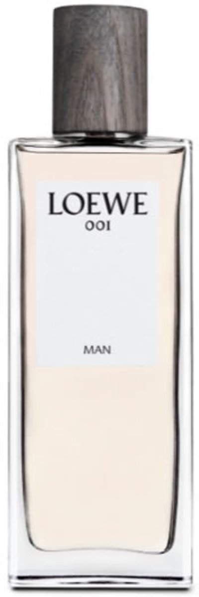 MULTI BUNDEL 2 stuks Loewe 001 Man Eau De Perfume Spray 100ml
