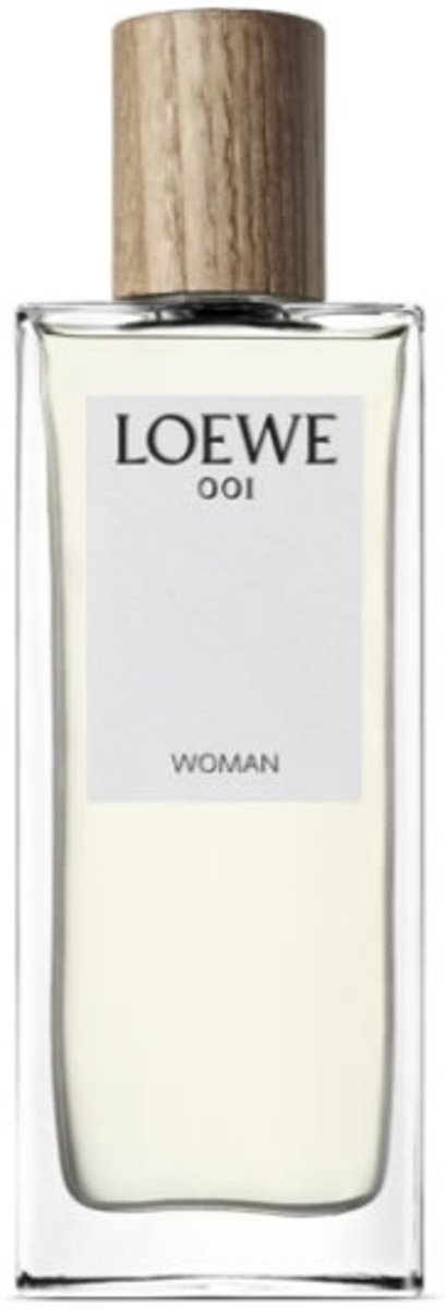 MULTI BUNDEL 2 stuks Loewe 001 Woman Eau De Perfume Spray 100ml