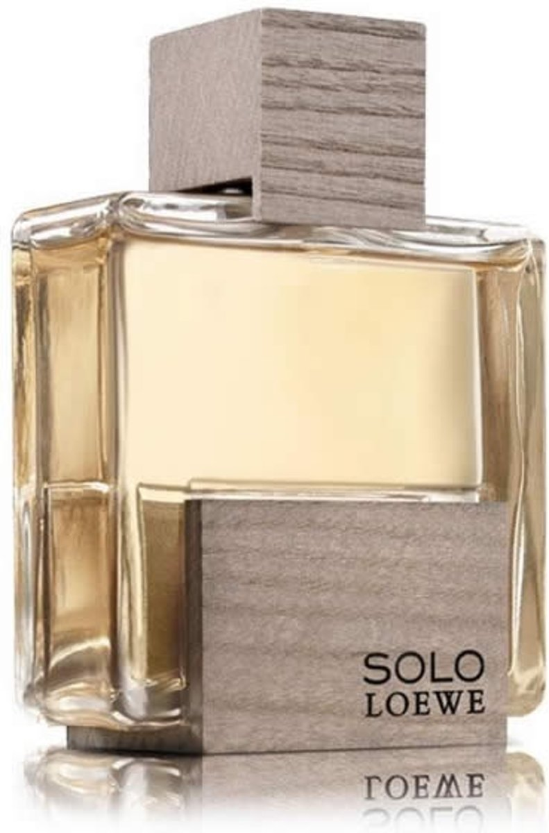MULTI BUNDEL 2 stuks Loewe Solo Loewe Cedro Eau De Toilette Spray 50ml