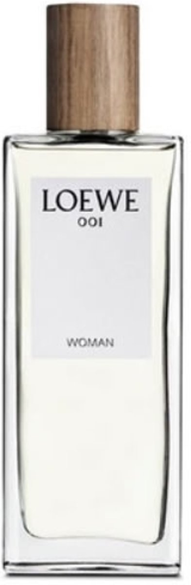 MULTI BUNDEL 3 stuks Loewe 001 Woman Eau De Perfume Spray 30ml