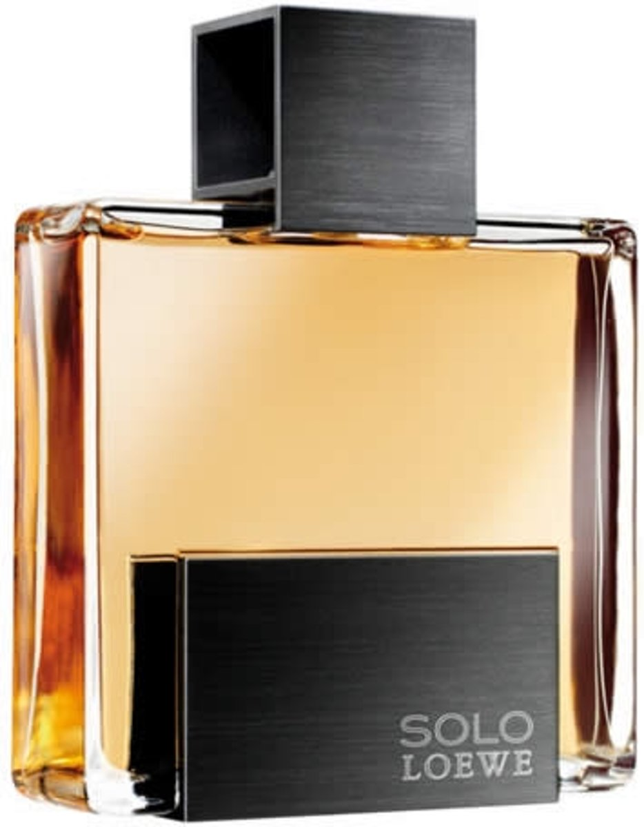 MULTI BUNDEL 3 stuks Solo Loewe Eau De Toilette Spray 50ml