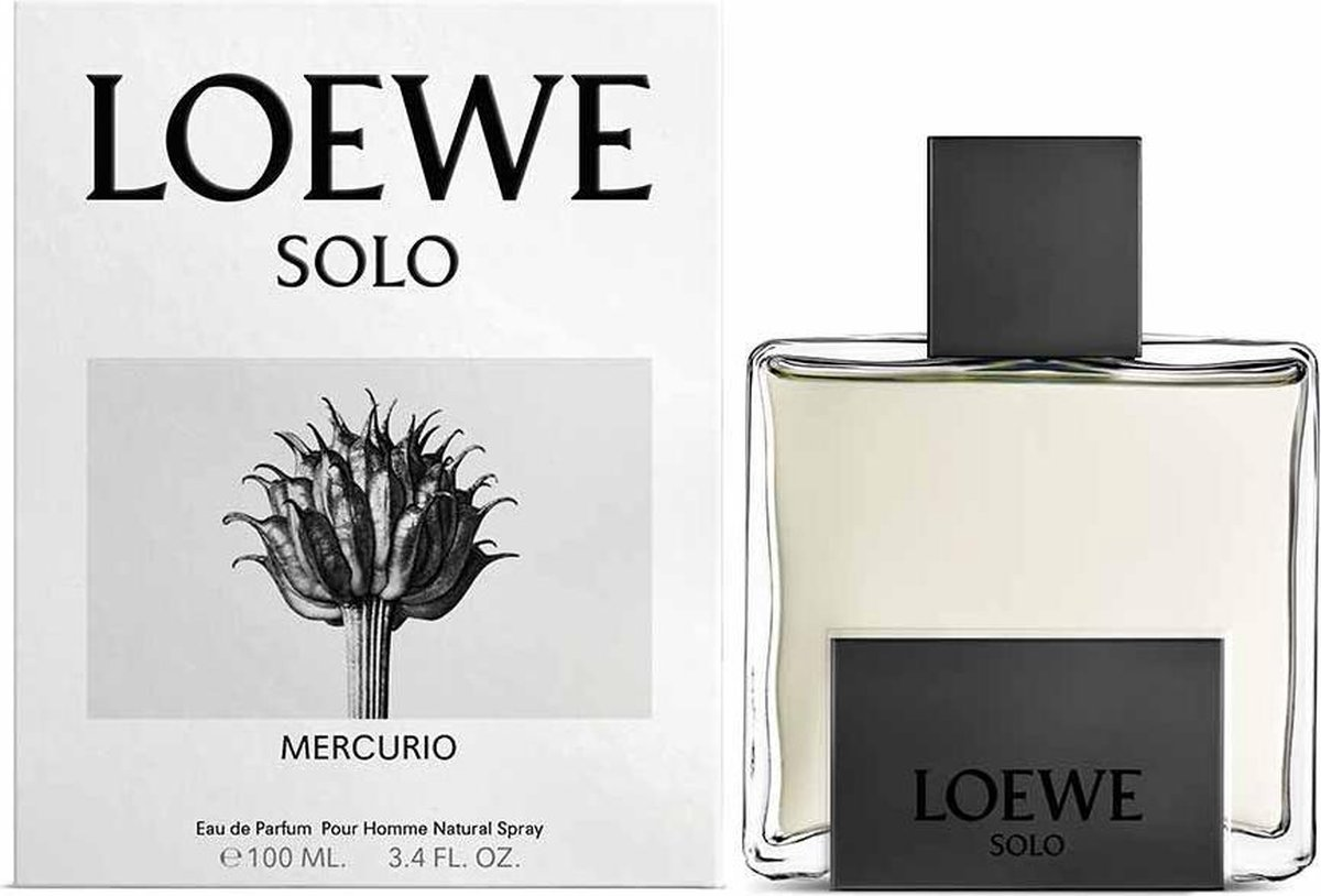 Solo Mercurio Edp Vapo 100 ml