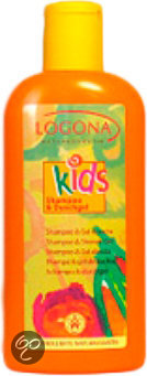Logona Kids 2 in 1 Shampoo & Douchegel