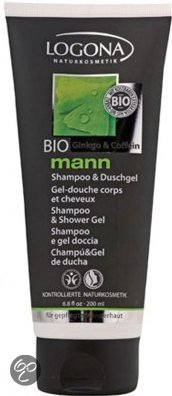 Logona Man 2 in 1 - Shampoo en Douchegel