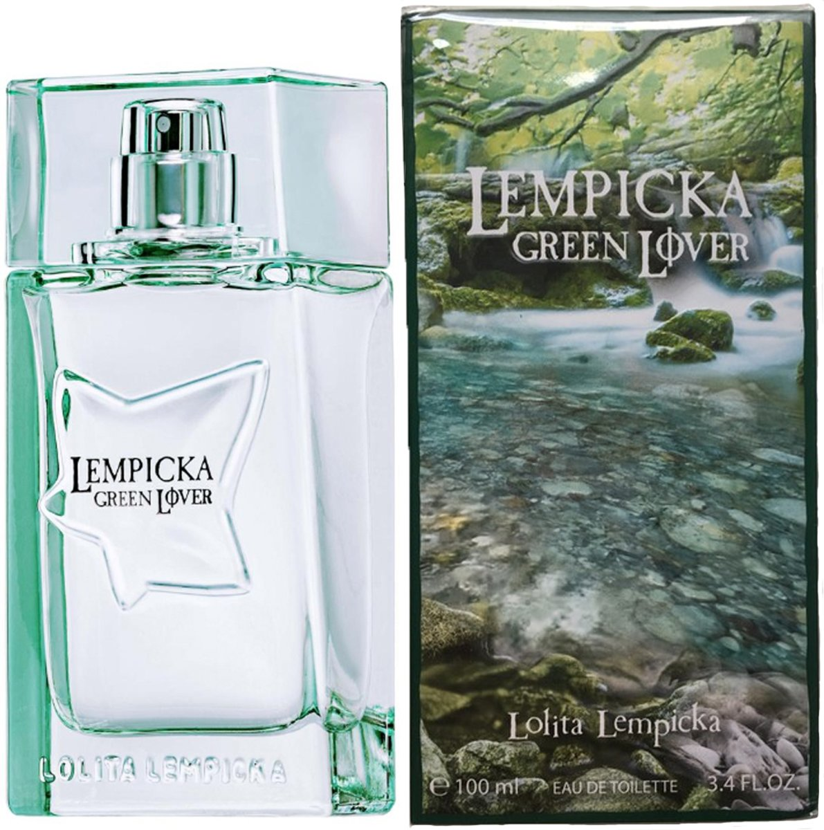 Lolita Lempicka Green Lover 100ml EDT Spray