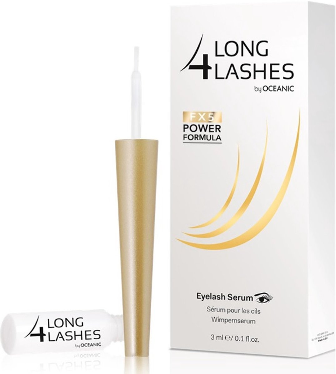 Long4Lashes Wimperserum FX5