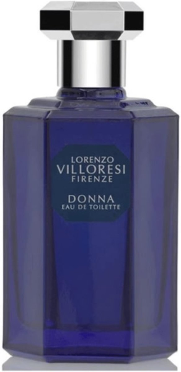 MULTI BUNDEL 3 stuks Lorenzo Villoresi Donna Eau De Toilette Spray 100ml