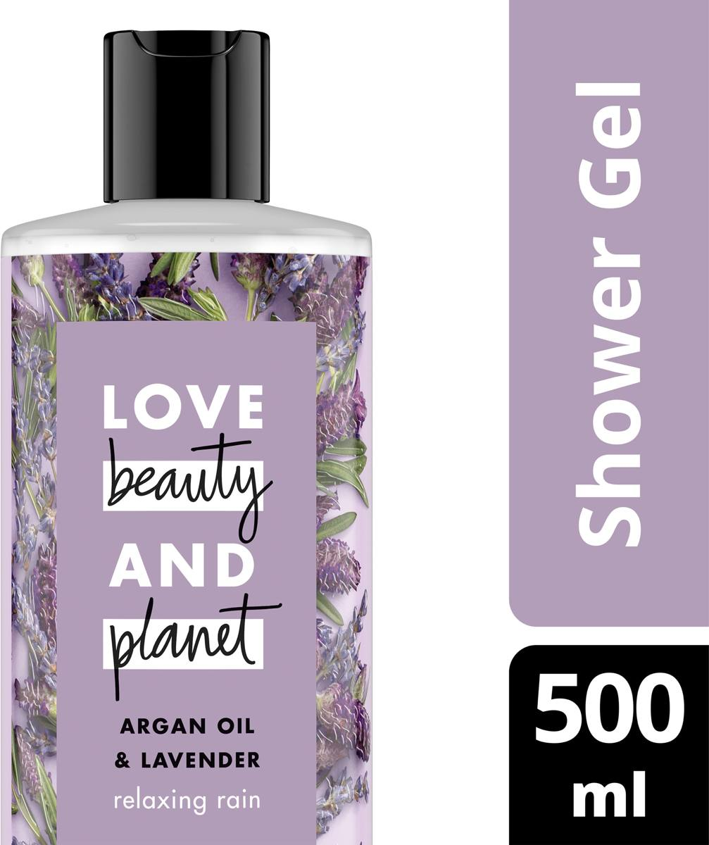 Love Beauty and Planet Douchegel - Relaxing Rain - 500 ml
