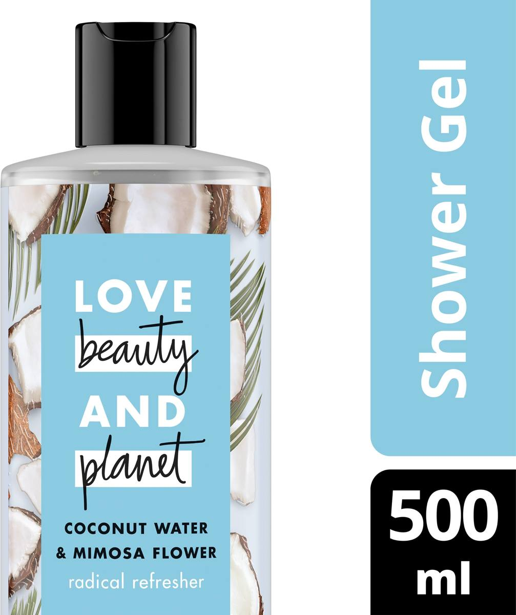 Love Beauty and Planet Radical Refresher - Delightful Detox - 500 ml