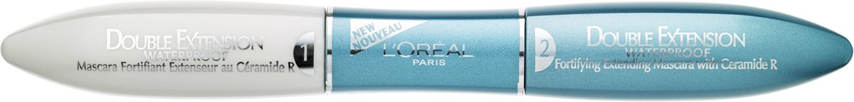 LOréal Paris Double Extension Waterproof Mascara - Zwart