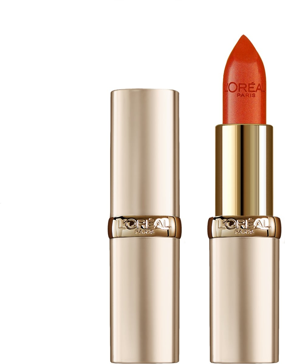 L'Oréal Paris Color Riche Lippenstift - 163 Magic Orange