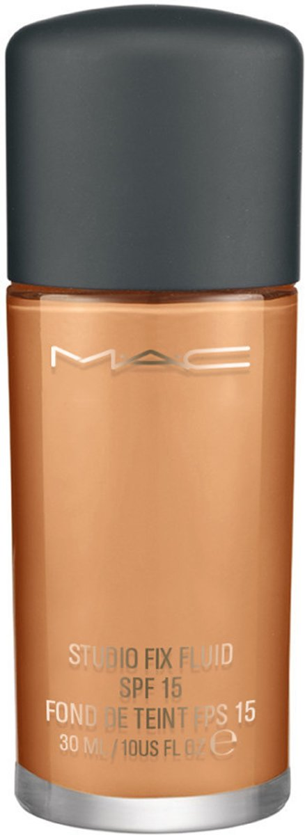 MAC STUDIO FIX FLUID SPF 15 - NC37