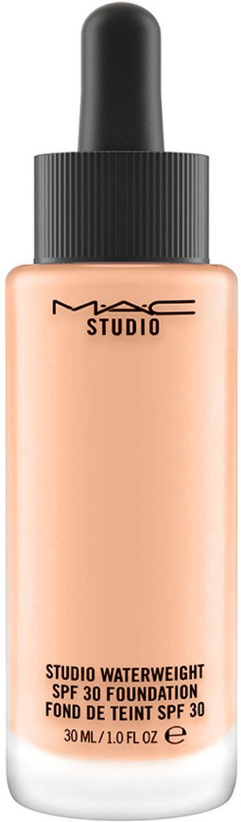 MAC WATERWEIGHT SPF 30 FOUNDATION - NW25