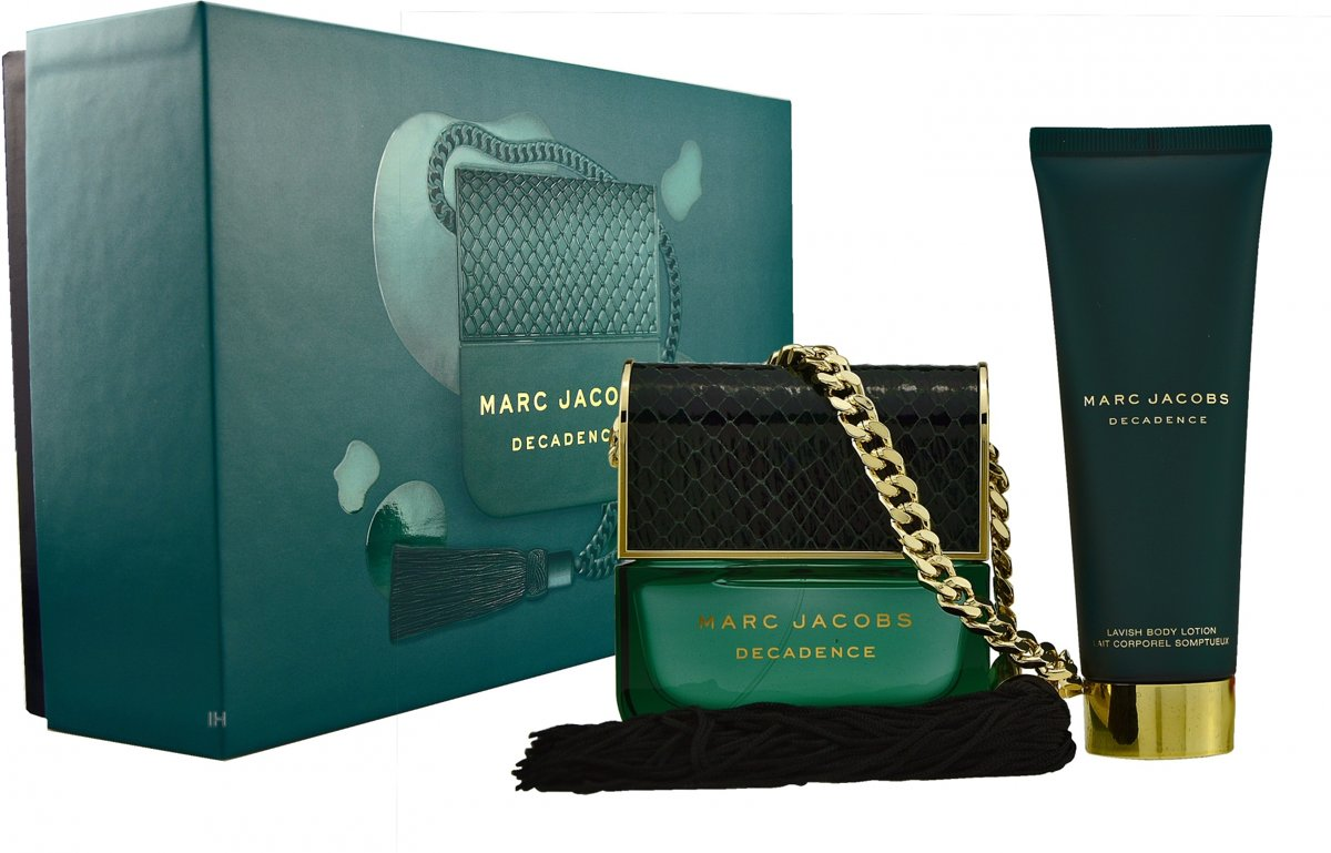 Marc Jacobs - Eau de parfum - Decadence 50ml eau de parfum + 75ml Bodylotion - Gifts ml