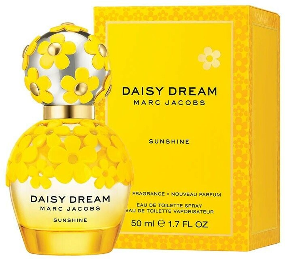 Marc Jacobs DAISY DREAM SUNSHINE edt spray 50 ml