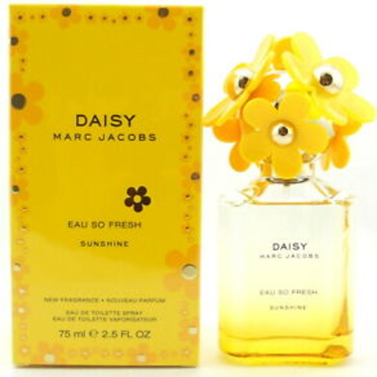 Marc Jacobs Daisy Eau So Fresh Sunshine eau de toilette spray (2019) 75 ml