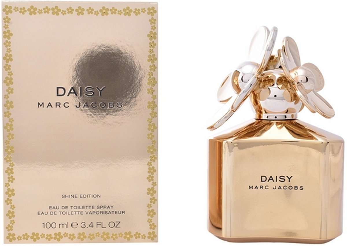 Marc Jacobs Daisy Shine Gold EDT 100 ml