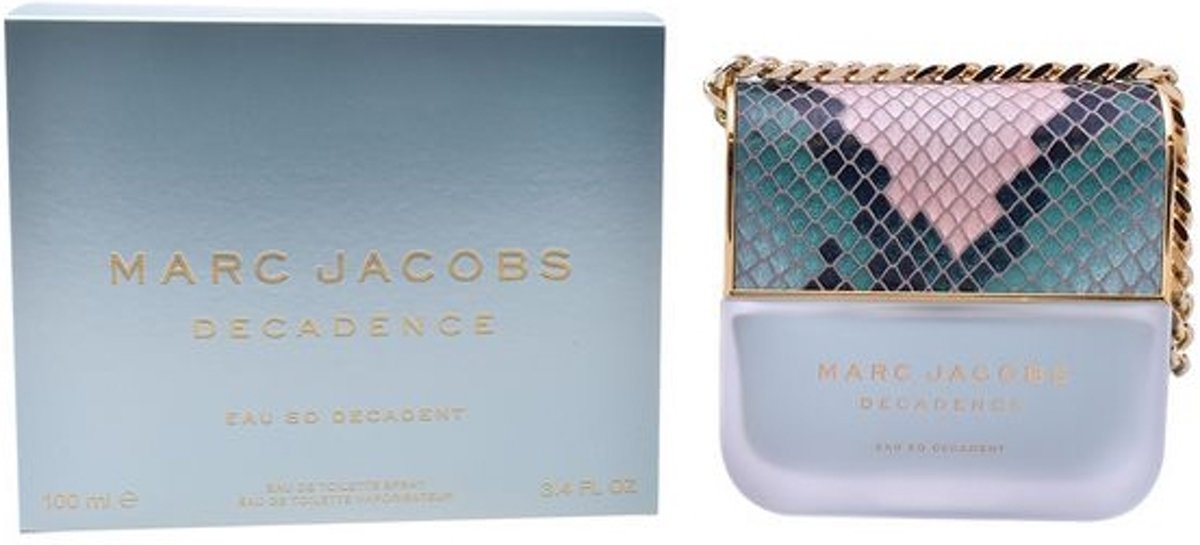 Marc Jacobs Decadence Eau So Decadent - 50 ml - eau de toilette spray