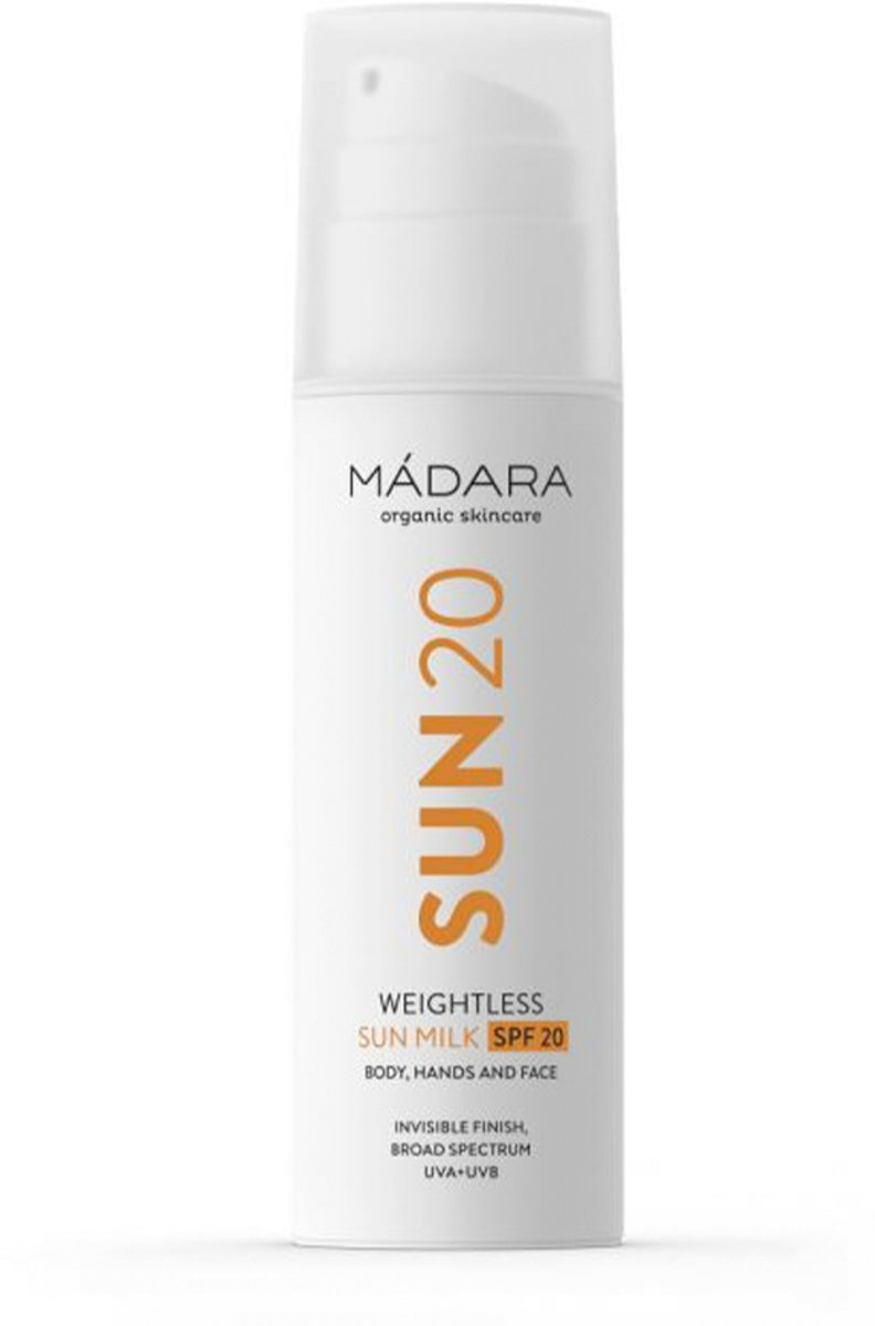 Weightless Sun Milk SPF20