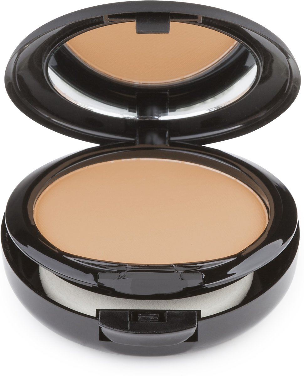 Compact Mineral Powder - Warm Beige - Make-up Studio