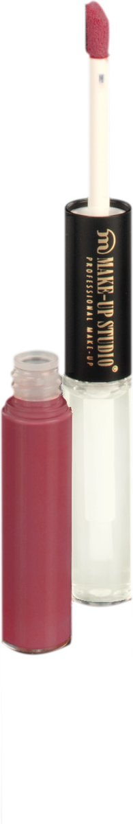 Make-up Studio Matte Silk Effect Lip Duo Lipstick 6 ml