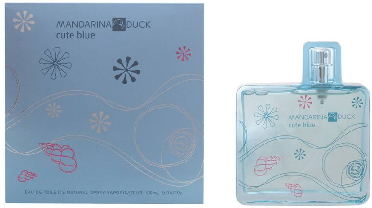 CUTE BLUE edt verstuiver 100 ml