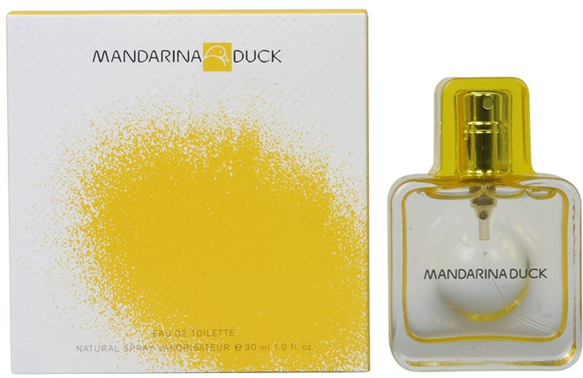 MULTI BUNDEL 2 stuks MANDARINA DUCK Eau de Toilette Spray 30 ml