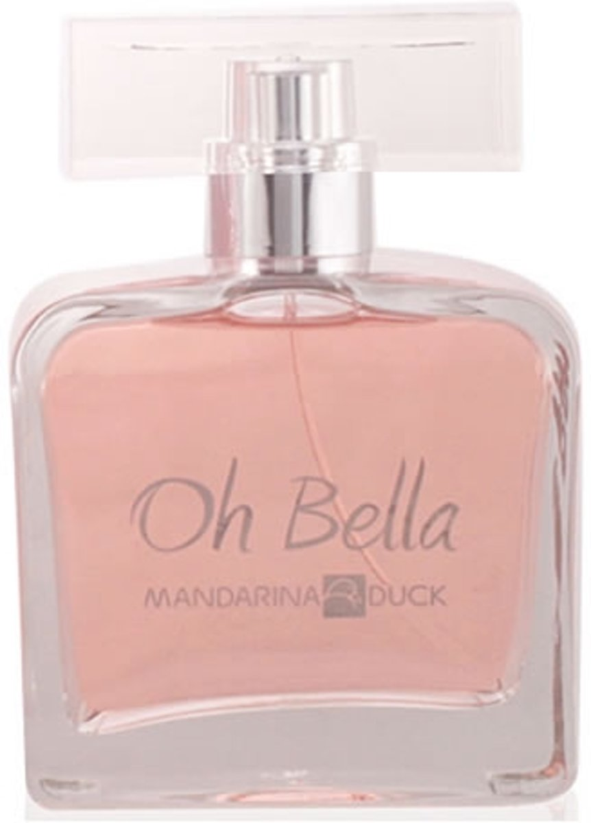 MULTI BUNDEL 2 stuks Mandarina Duck Oh Bella Eau De Toilette Spray 100ml