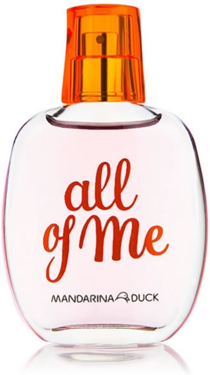 Mandarina Duck All Of Me Woman Eau De Toilette Spray 50ml