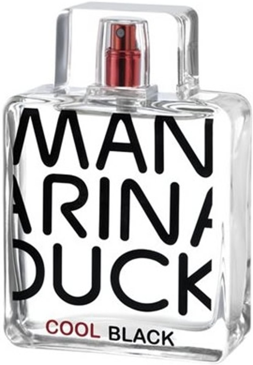 Mandarina Duck Cool Black Eau De Toilette Spray 50ml