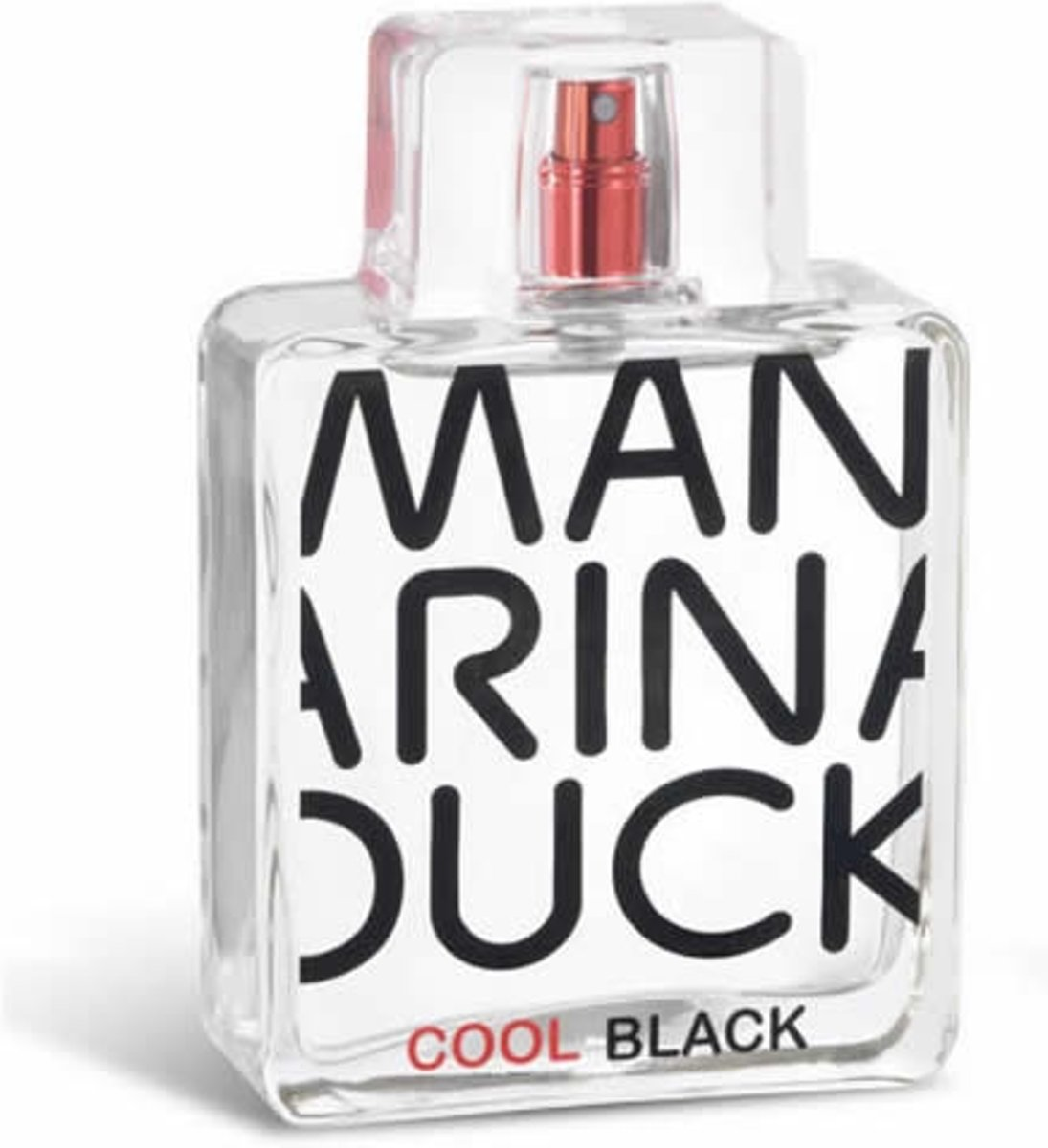 Mandarina Duck Cool Black Man Eau De Toilette Spray 100ml