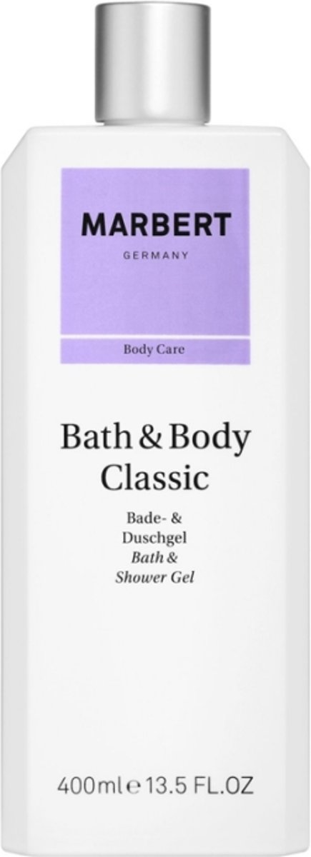 Marbert Bath & Body Classic - 400 ml - Bad- & Douchegel