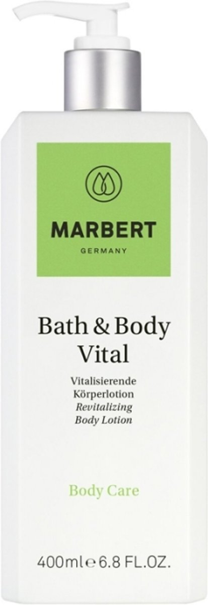 Marbert Bath & Body Vital Revitalizing Body Lotion 400 ml