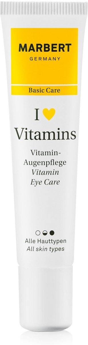Marbert I Love Vitamins Eye Care