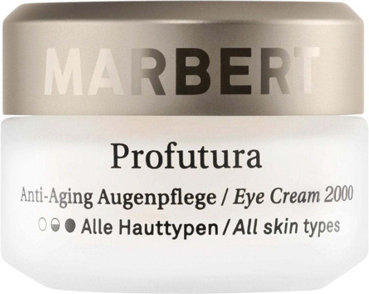 Marbert Profutura Eye Cream 2000 Oogcrème 15 ml