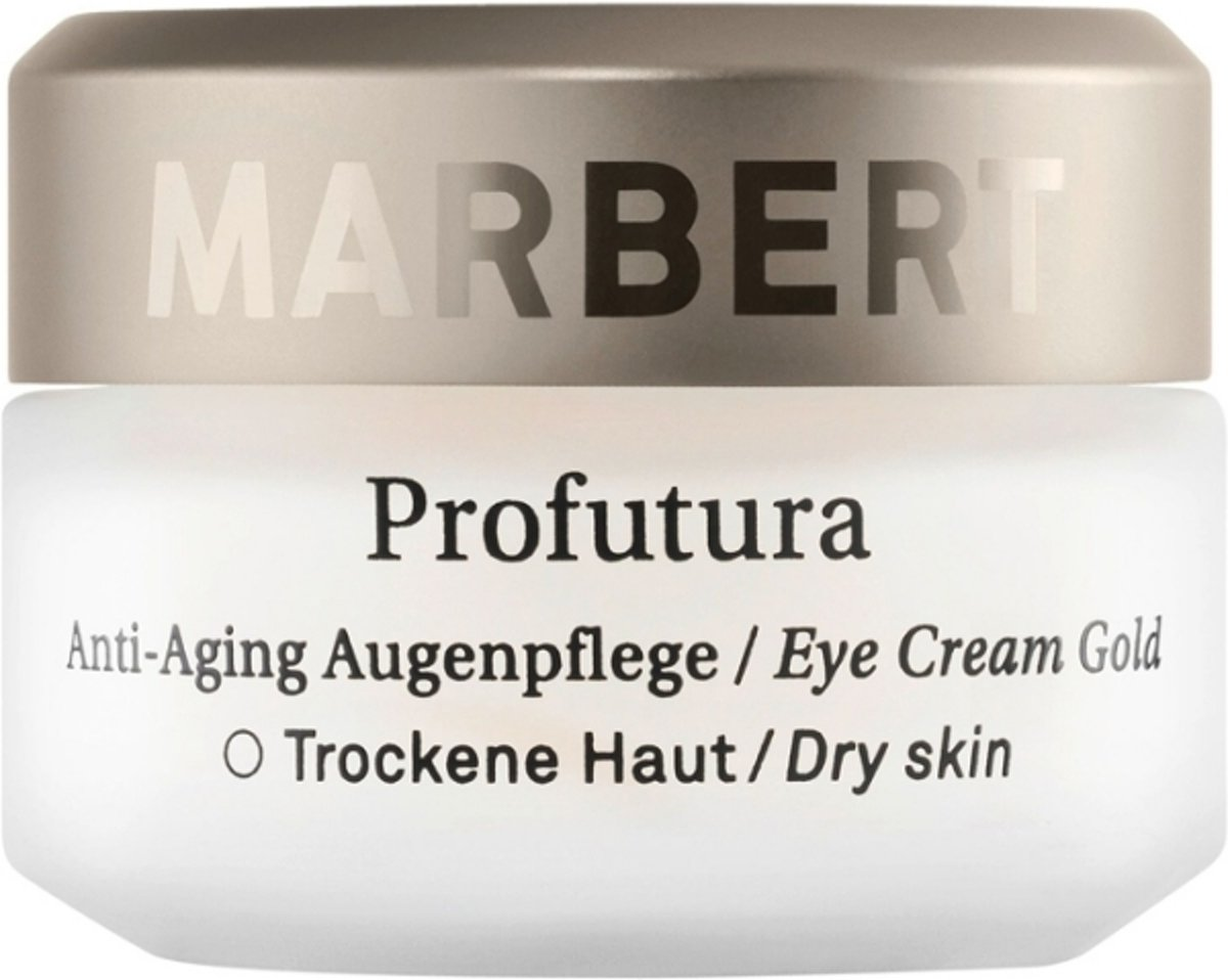 Marbert Profutura Eye Cream Gold Oogcrème 15 ml
