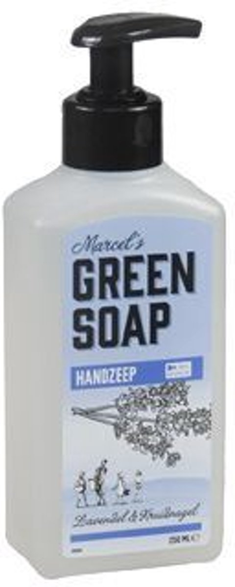 Marcel Green Soap handzeep Lavendel & Kruidnagel