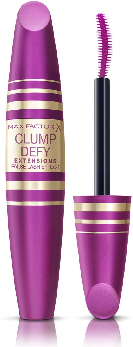Max Factor Clump Defy Extensions - Zwart - Mascara