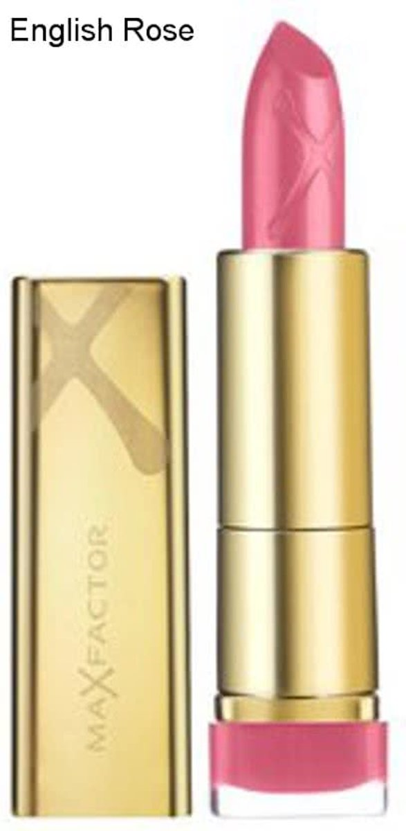 Max Factor Colour Elixir Lipstick - 510 English Rose