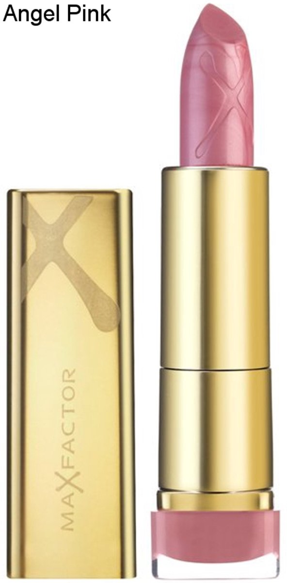 Max Factor Colour Elixir Lipstick - 610 Angel Pink