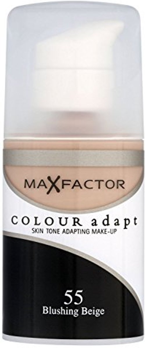 Max Factor Foundation - Colour Adapt 55 Blushing Beige