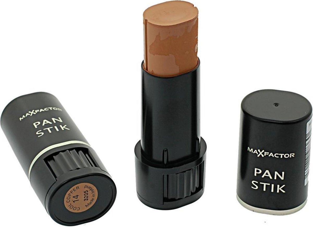 Max Factor Foundation Pan Stick - Cool Copper 14